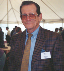 Joe Turkel After meeting with Joe Turkel