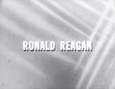 My Dark Days with Ronald Reagan